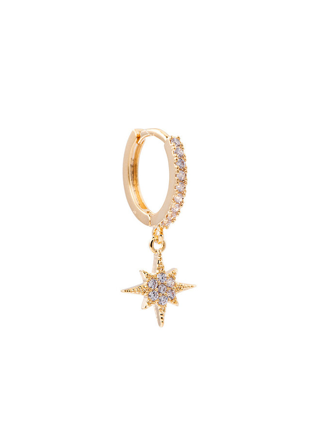 NORTHERN STAR EARRING