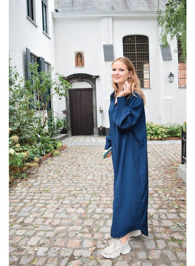 CARLA DRESS BLUE