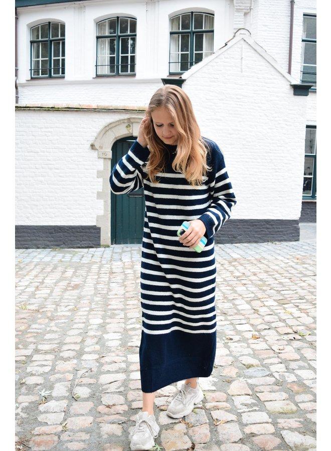 MARINE KNIT DRESS