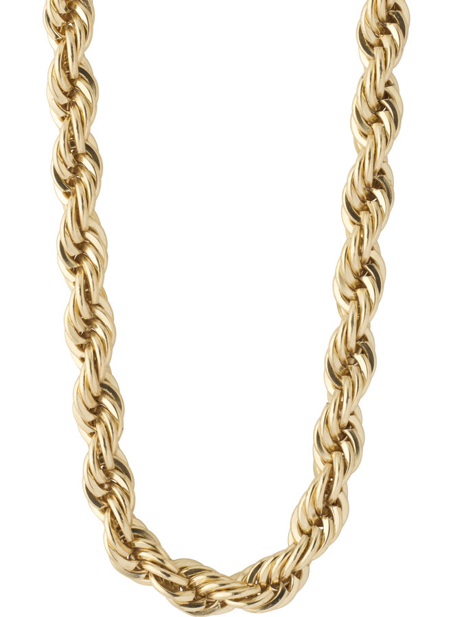 HORIZON NECKLACE - GOLD
