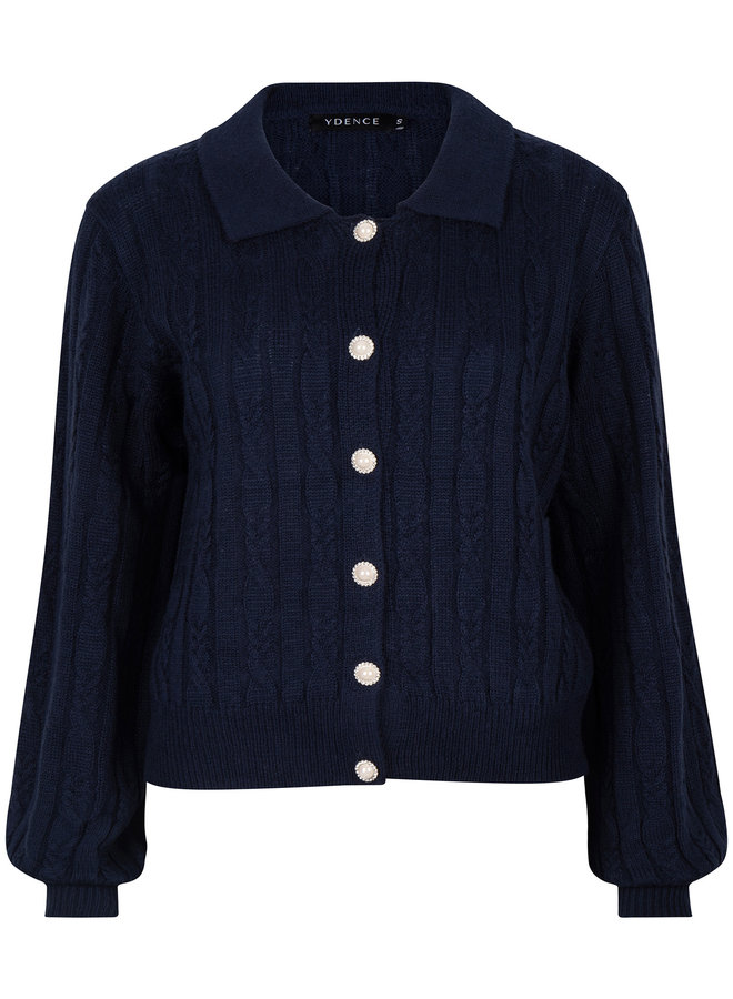 KNITTED TOP COLETTE
