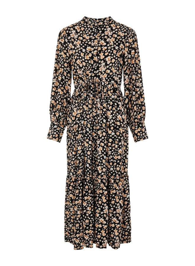 YASEMALLA LONG SHIRT DRESS