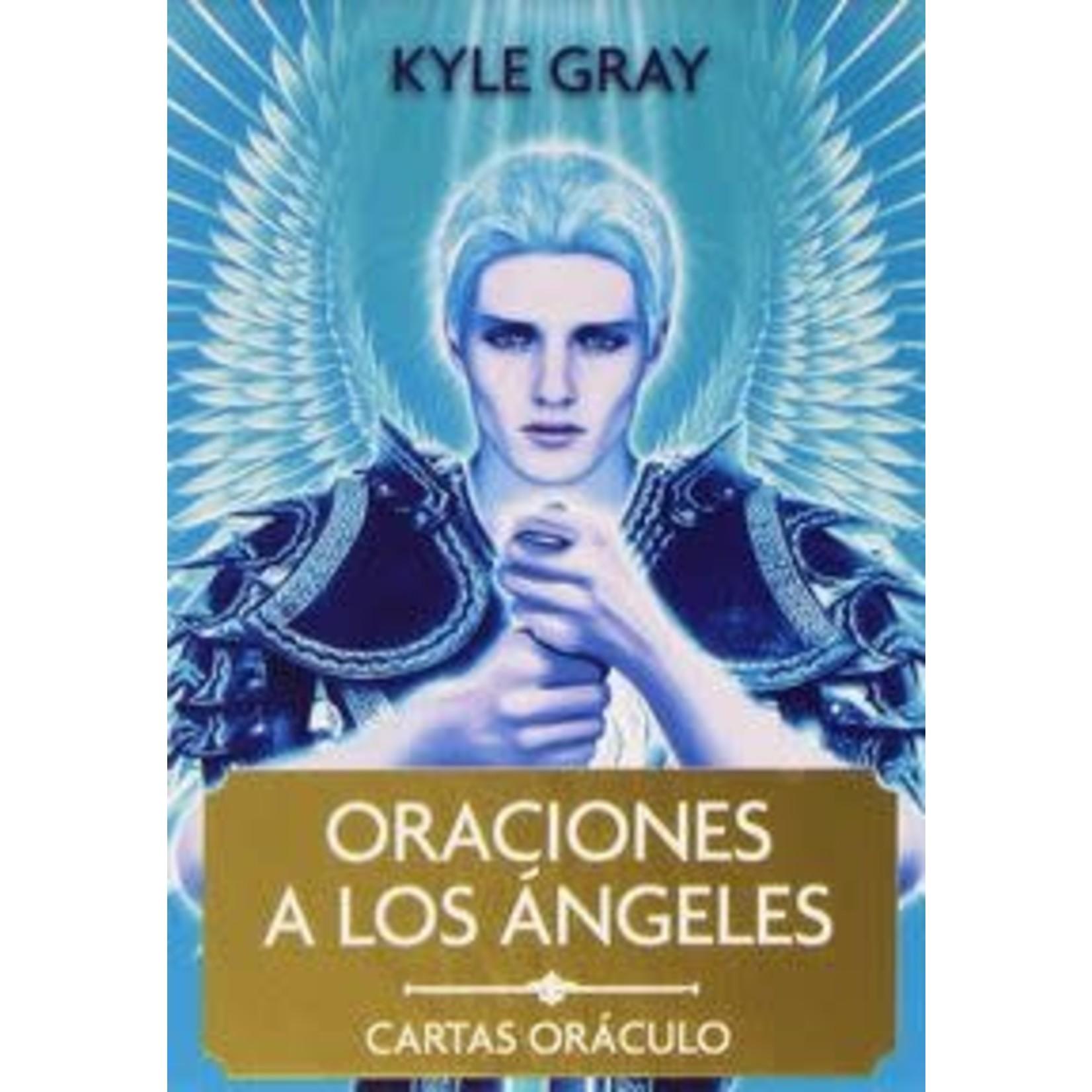 Oraciones a los ángeles, cartas oráculos