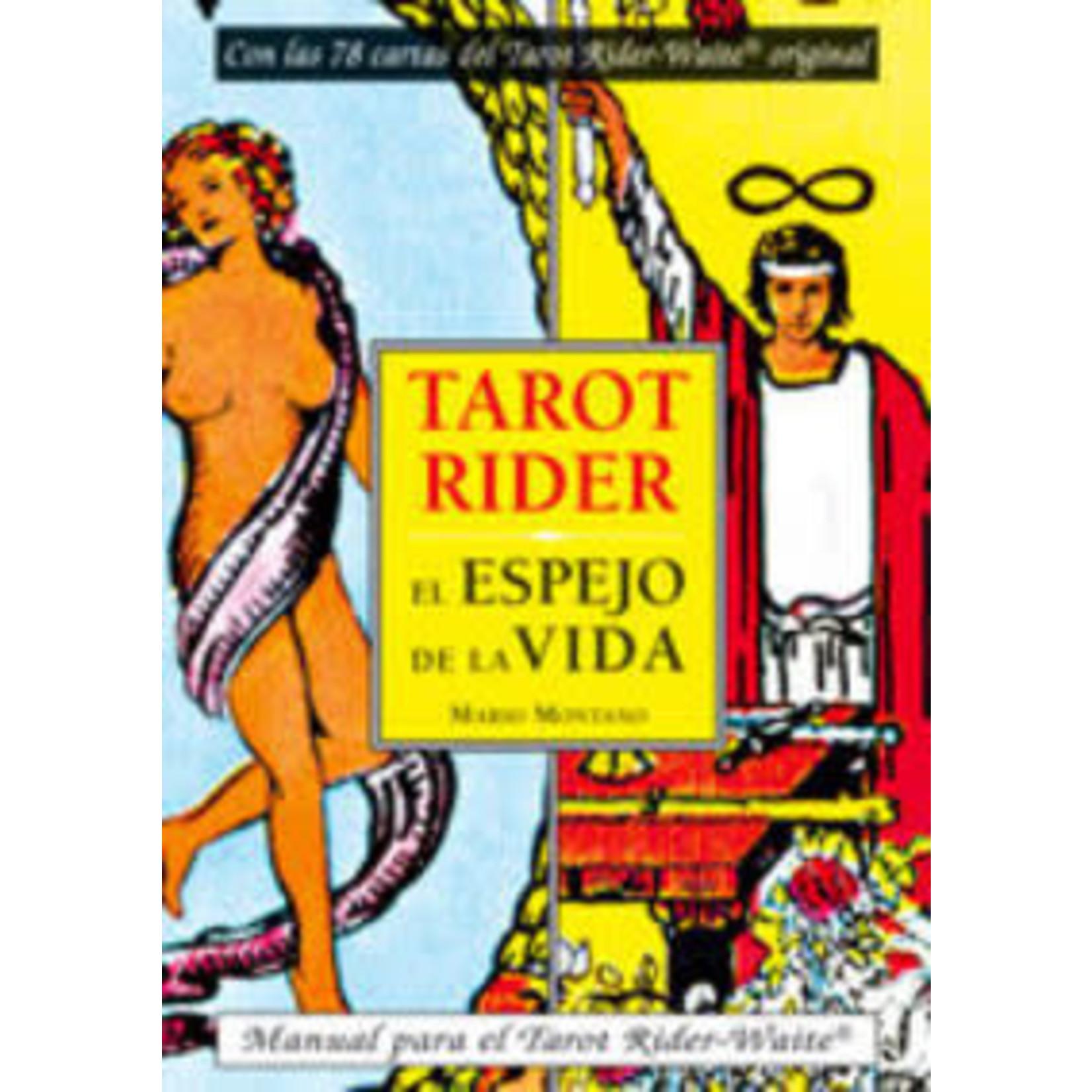 PACK TAROT RIDER EL ESPEJO DE LA VIDA