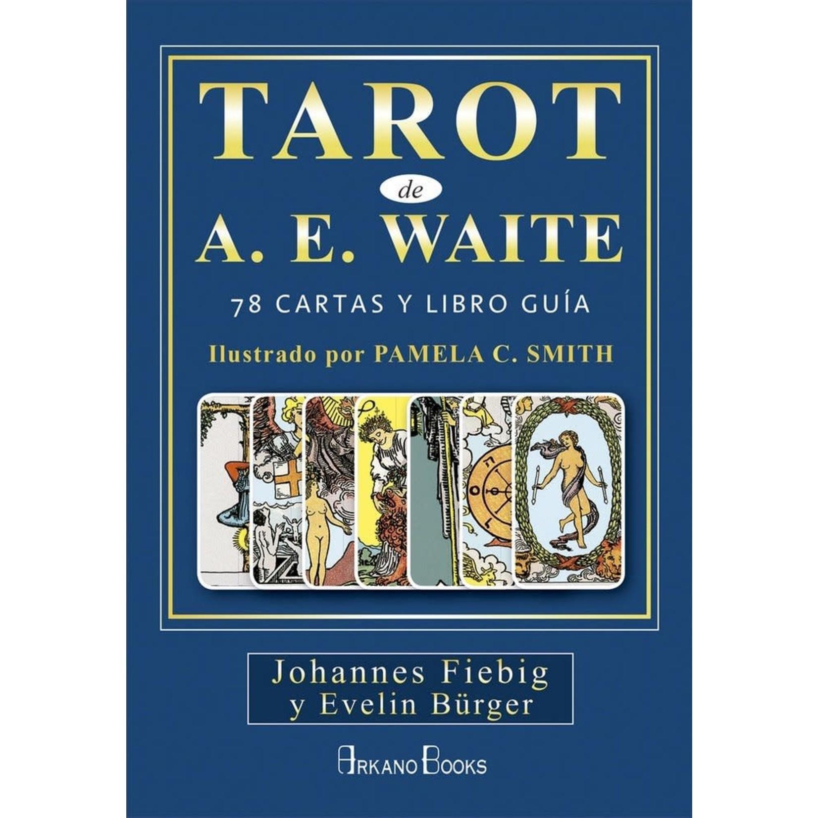 TAROT DE A E WAITE