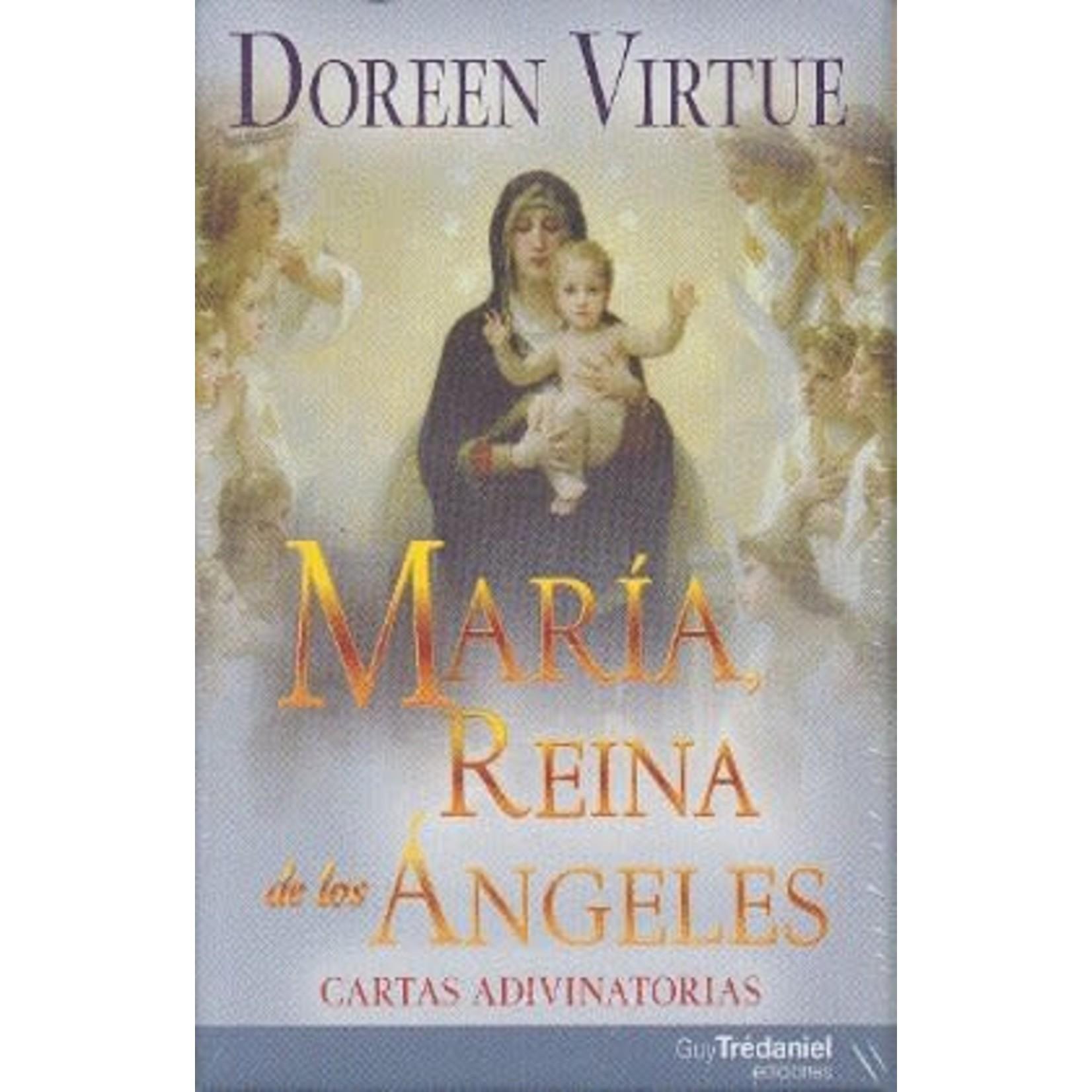MARIA REINA DE LOS ANGELES CARTAS ADIVINATORIAS