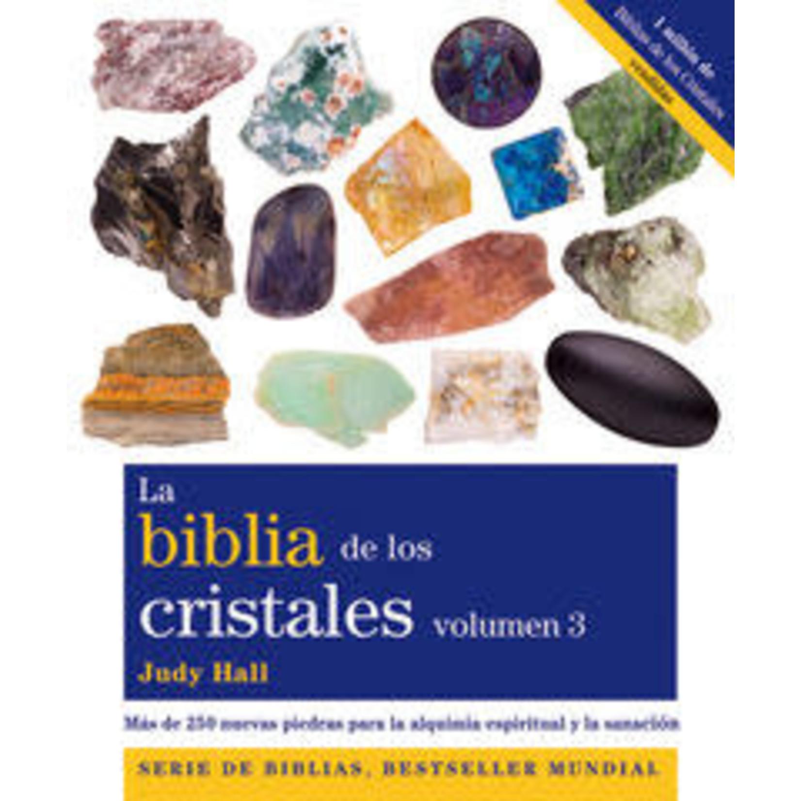 BIBLIA DE LOS CRISTALES VOL.III