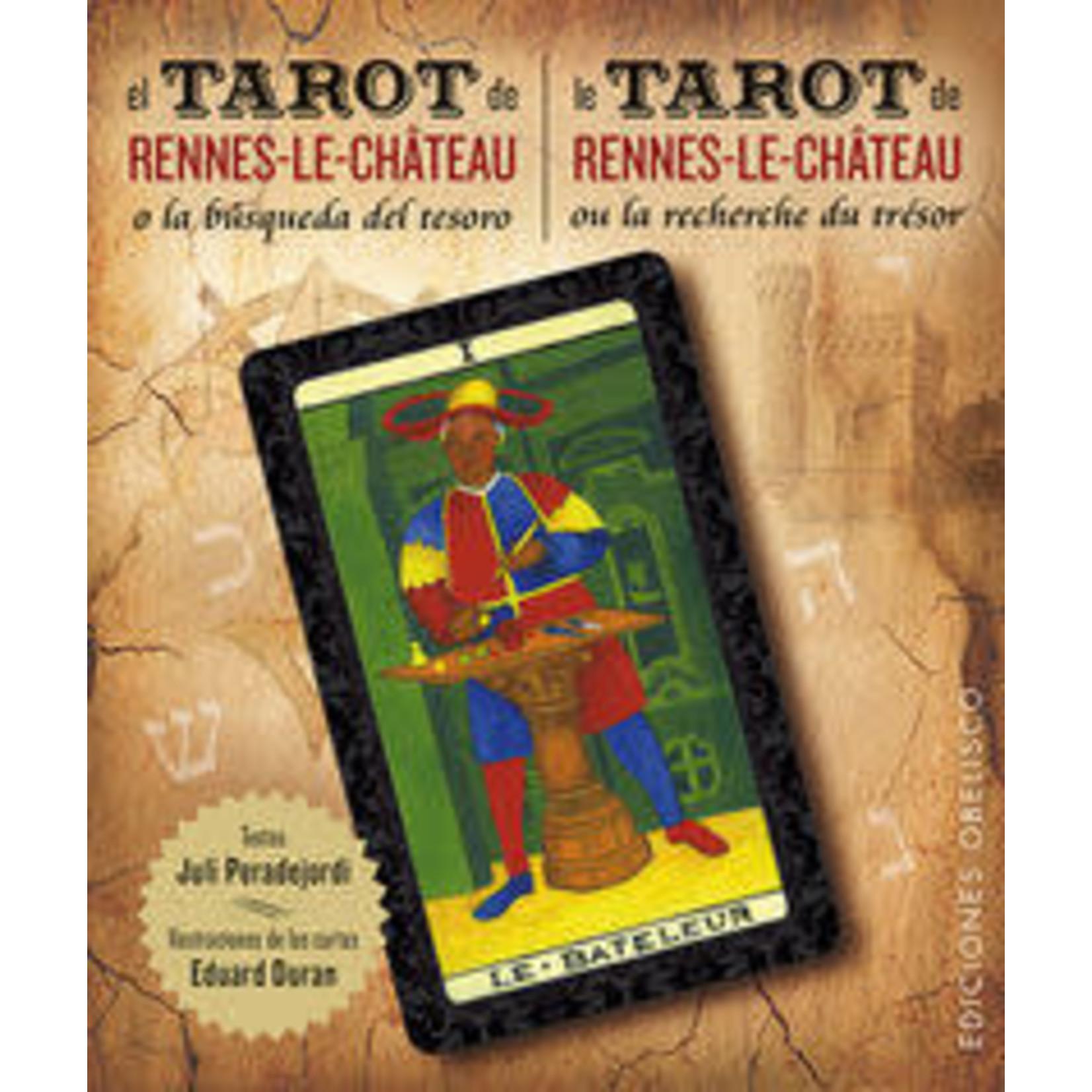 EL TAROT DE RENNES LE CHATEAU Y CARTAS