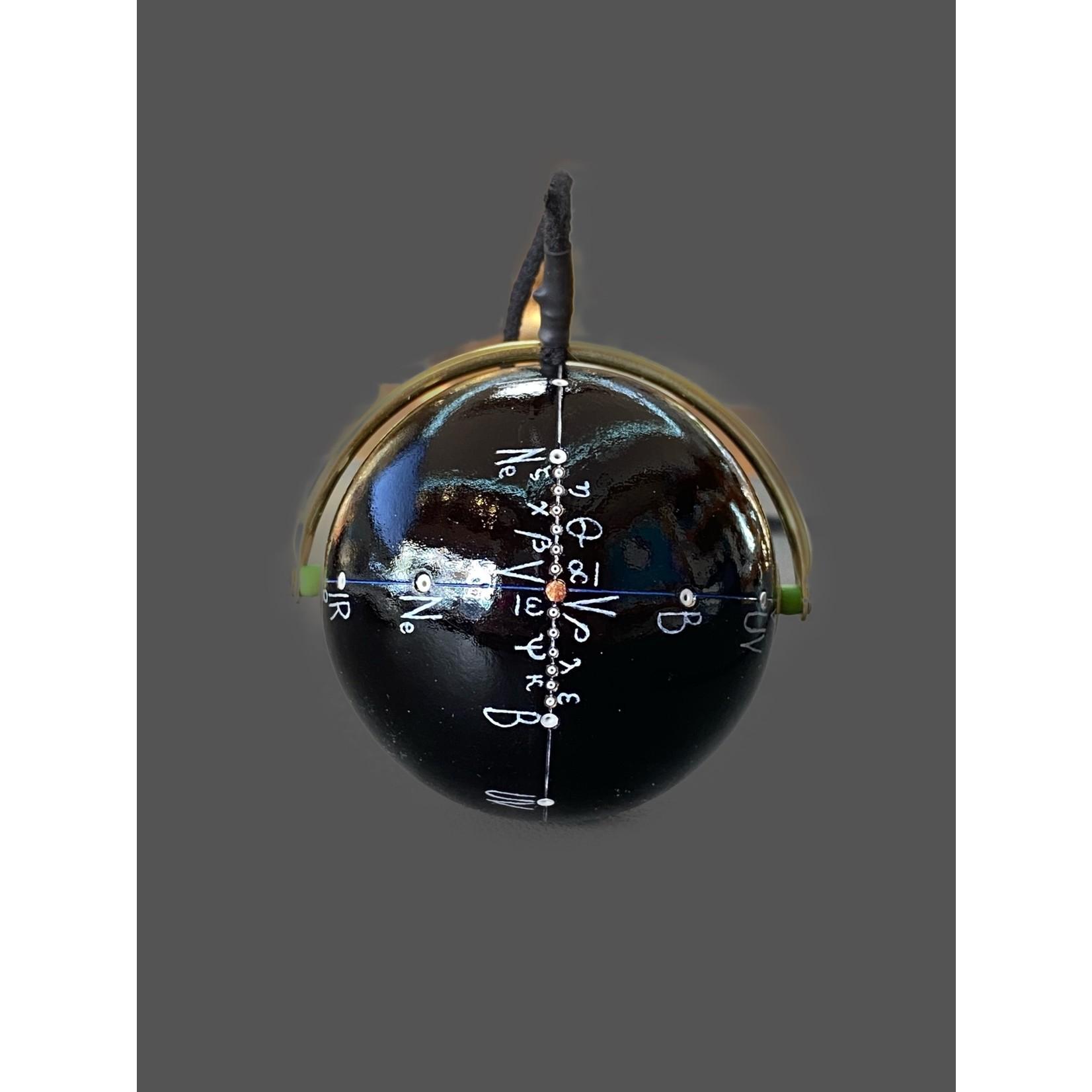 Péndulo Universal Madera pequeño 5,5 cm