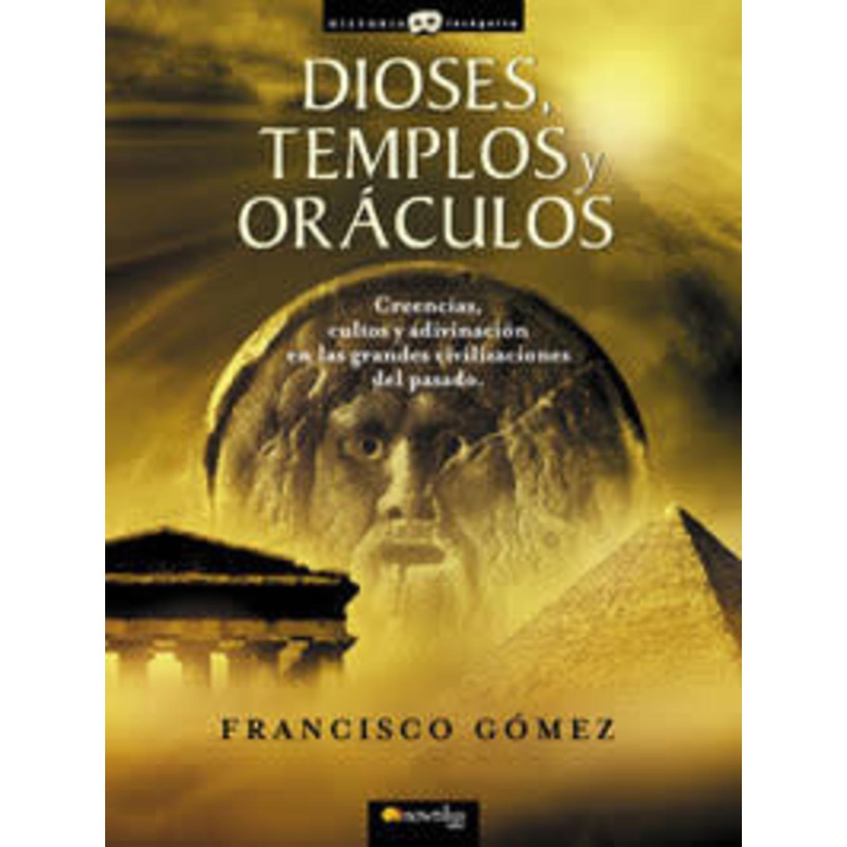 DIOSES TEMPLOS Y ORACULOS
