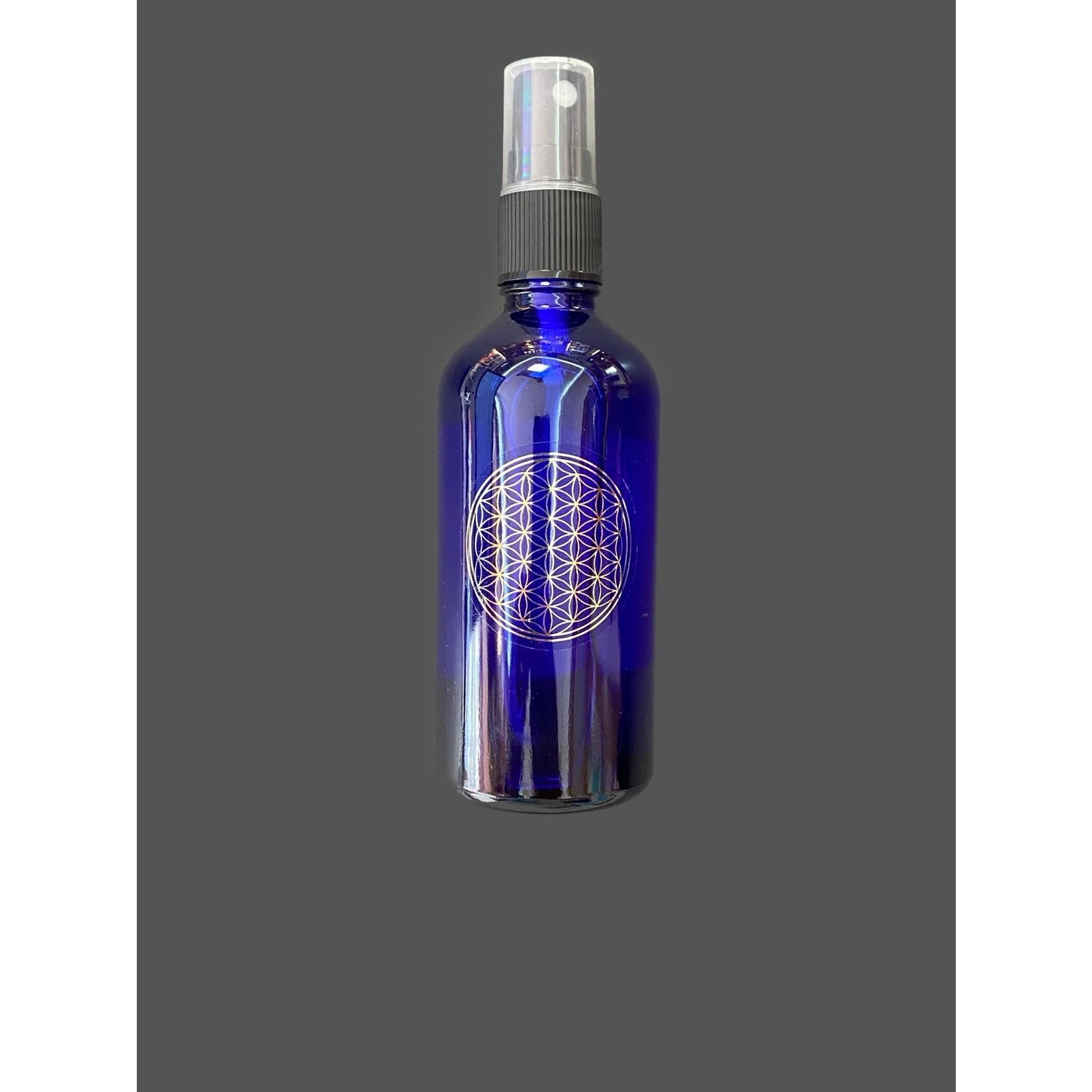 Spray vibracional