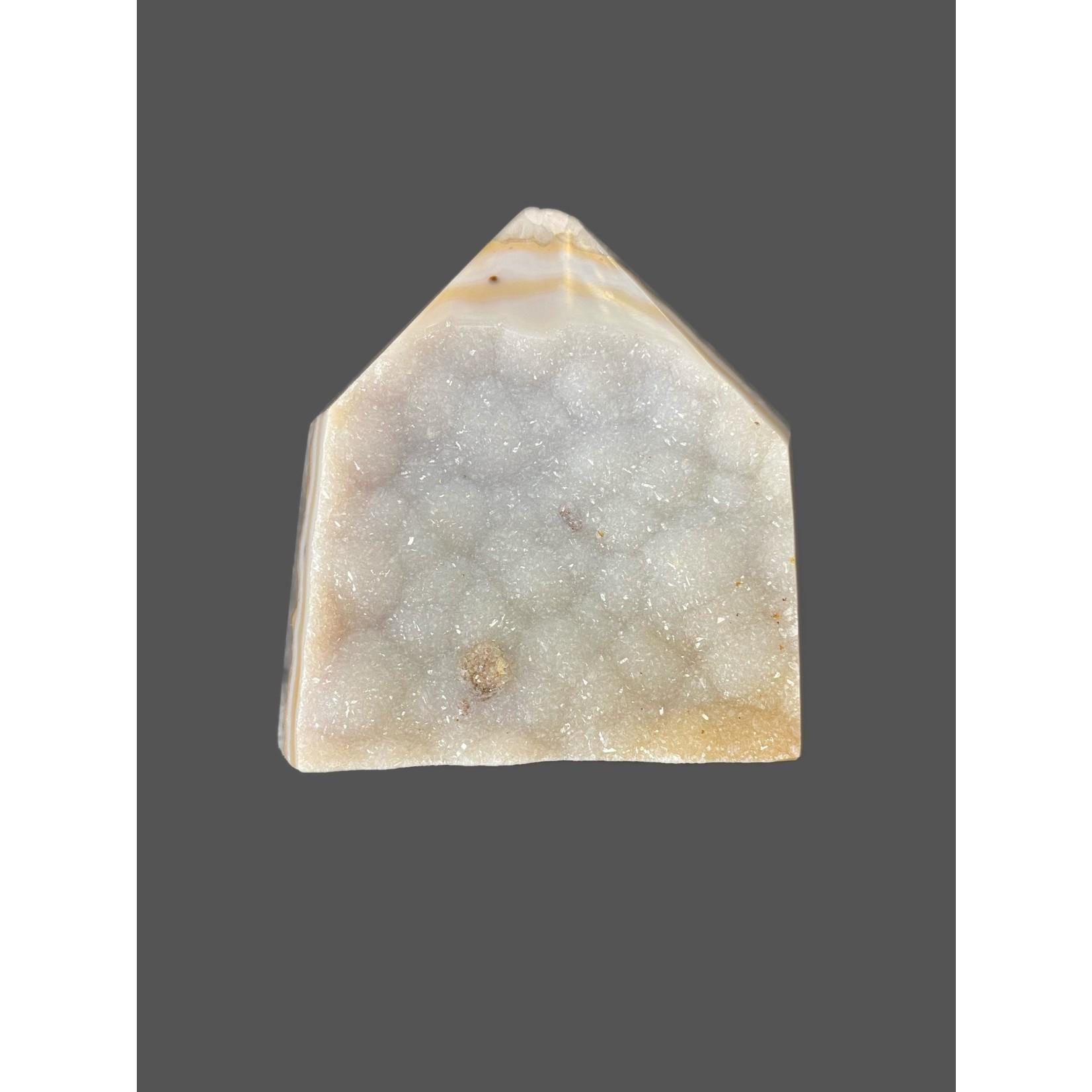 Punta Ágata cristalizada 850grs