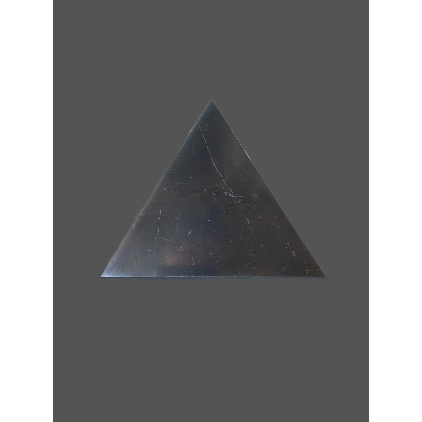 Piràmide de Shungit Brillante 13x13cm