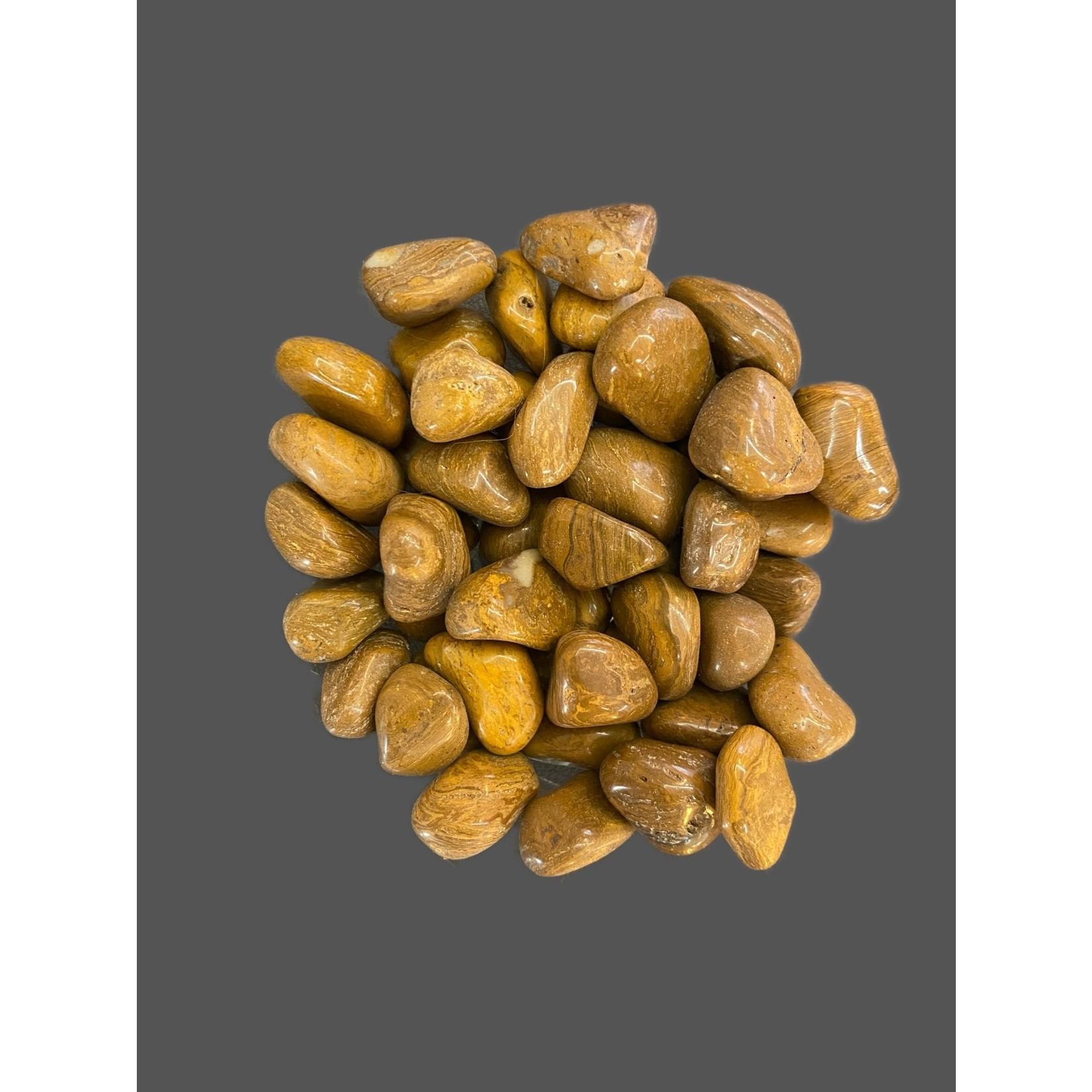 Rodados jaspe marrón