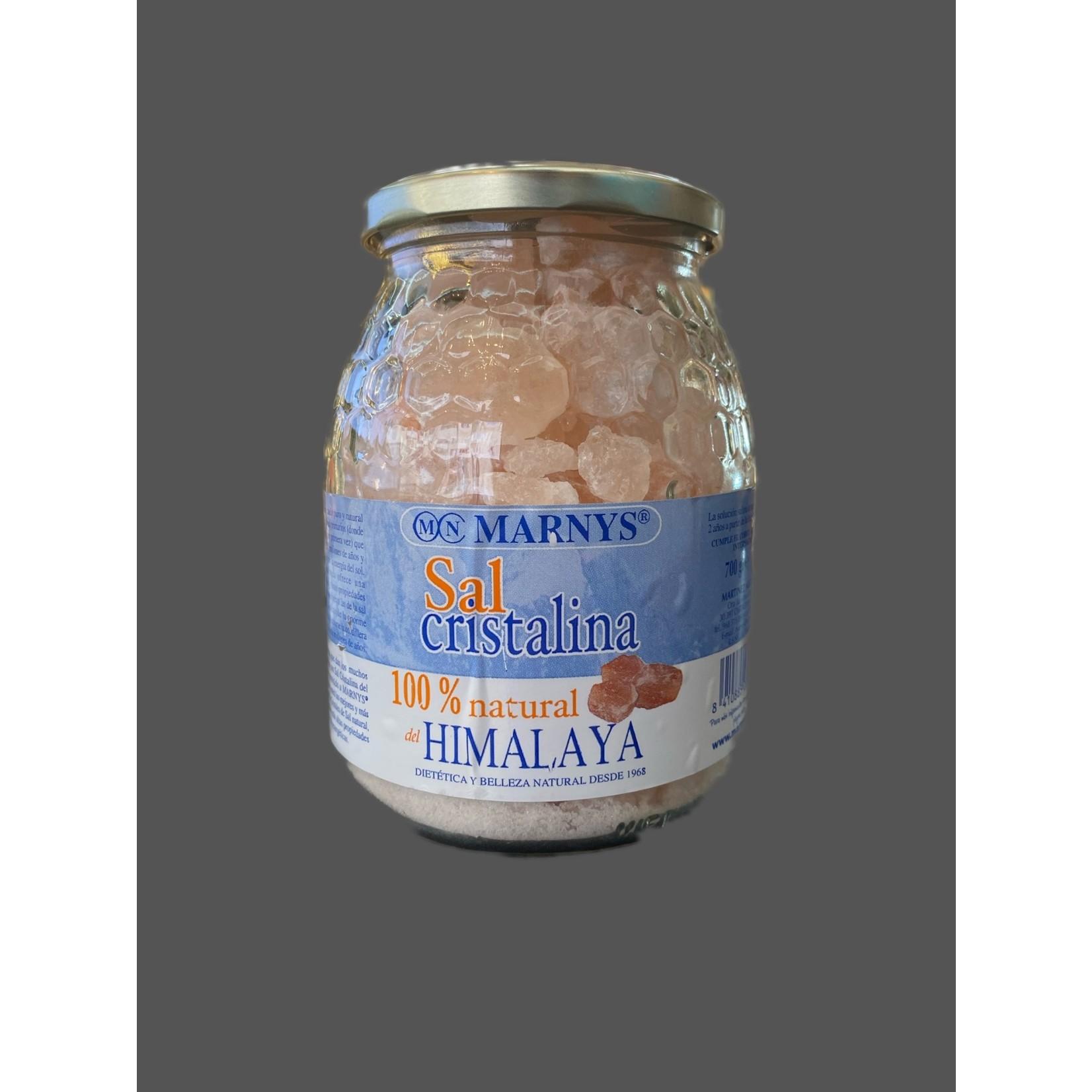 Sal del Himalaya bote