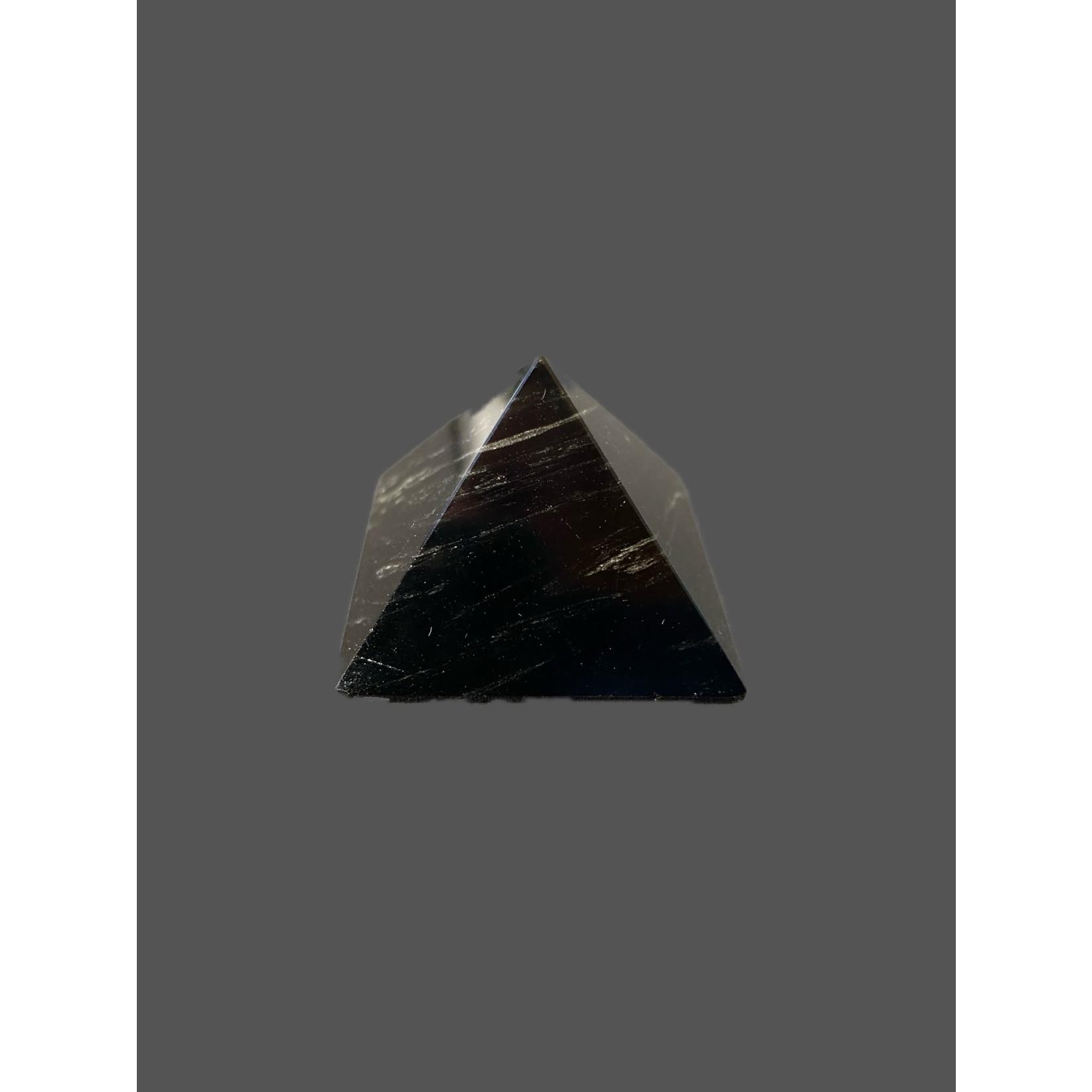 Pirámide de Obsidiana 4x4cm