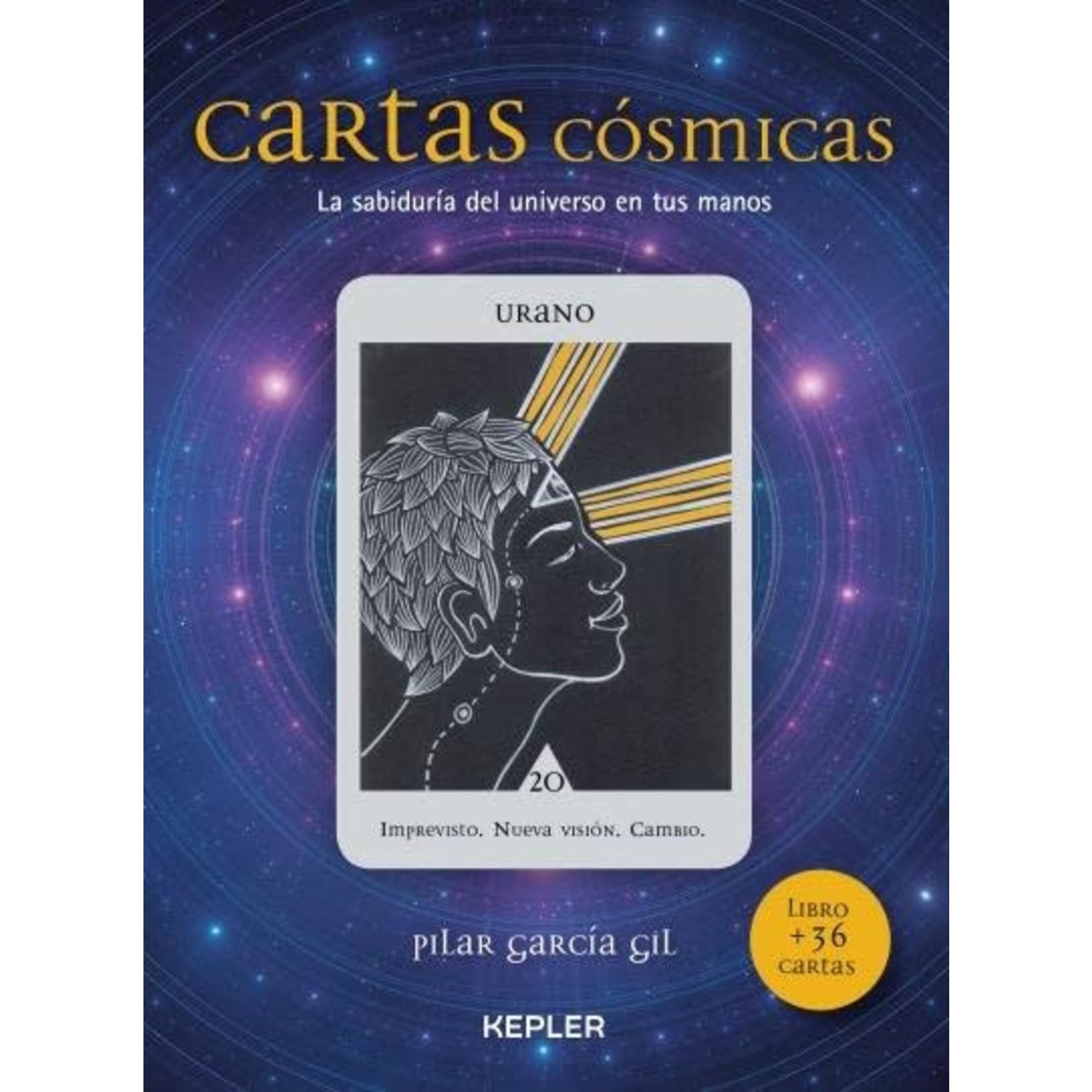 CARTAS COSMICAS