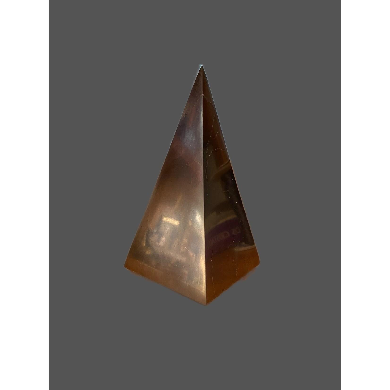 Obelisco pulido Shungit 12сm