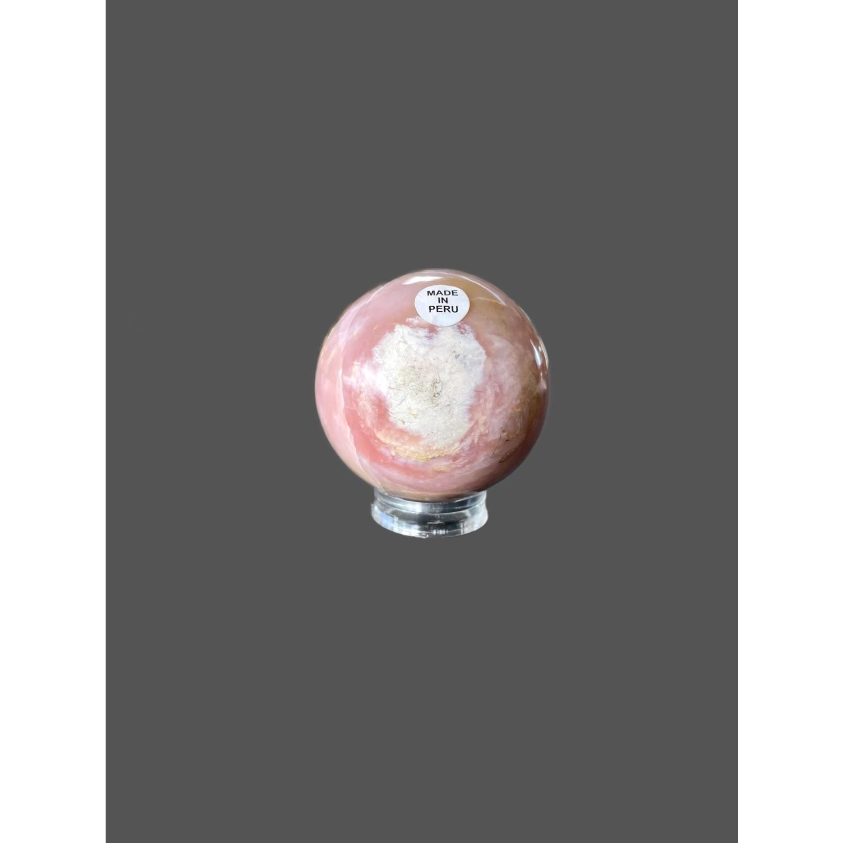 Esfera Ópalo Rosa