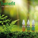 benefit CBD benefit E-Liquid Kreation