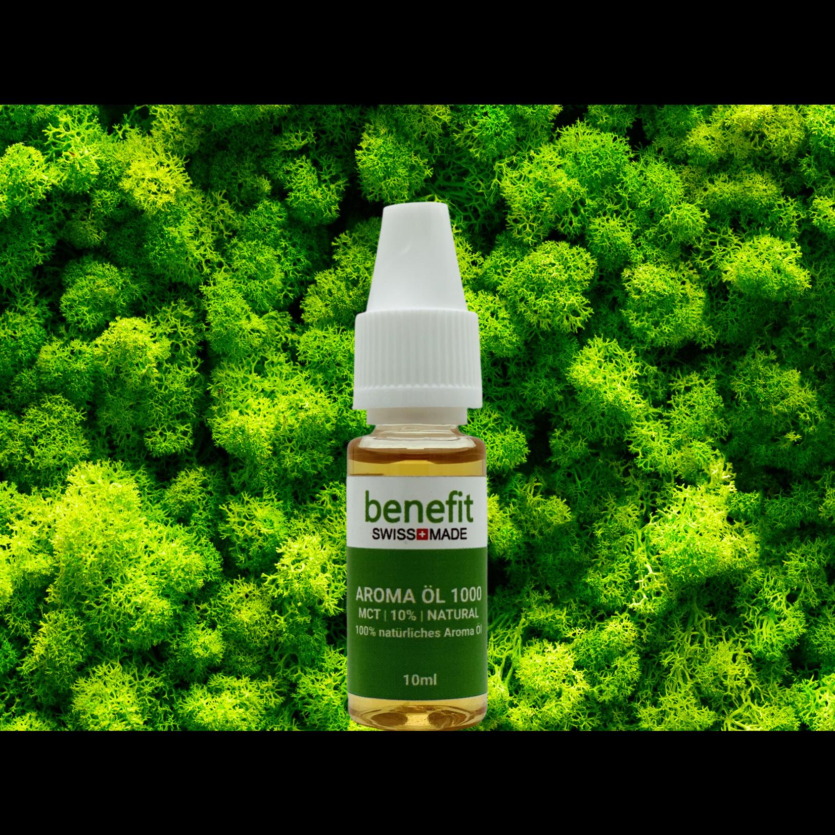 benefit CBD benefit Aroma Öl Kreation