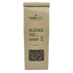 hanflife Glücks Tee mit Hanf BIO