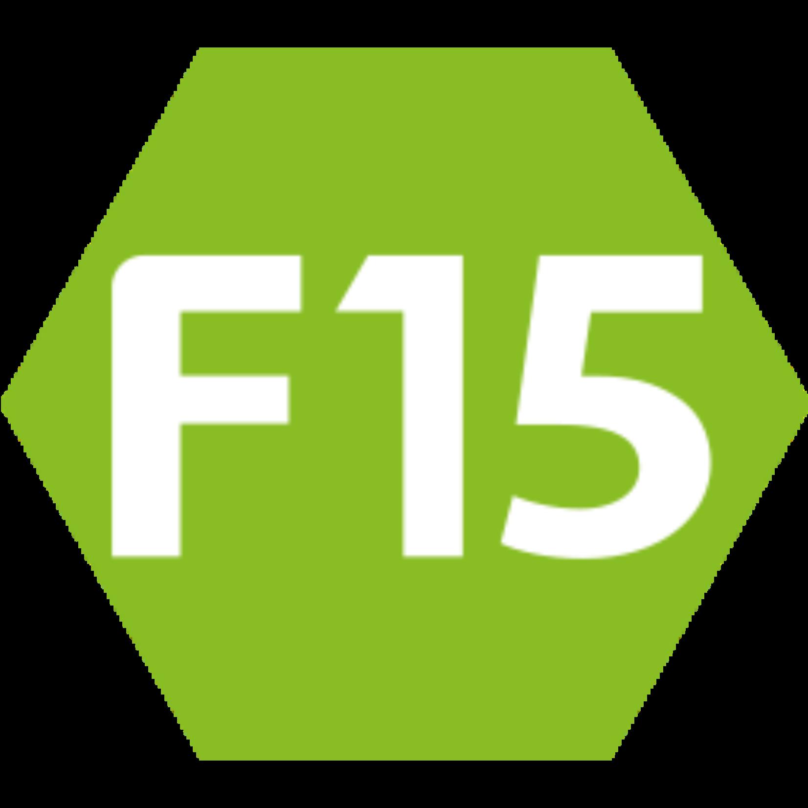 forever F15 - AUFBAU
