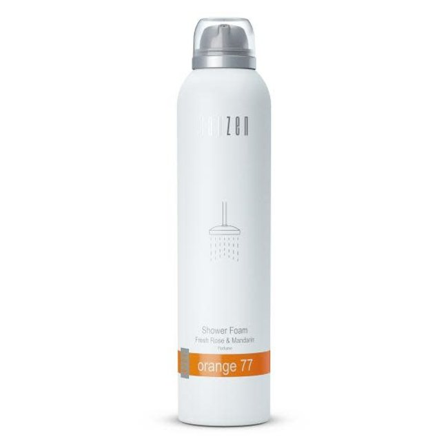 Janzen Orange 77 Shower Foam