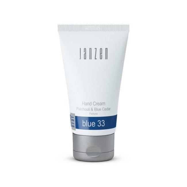 Janzen Janzen Blue 33 Hand Cream