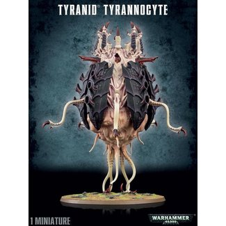 Warhammer tyranid tyrannocyte