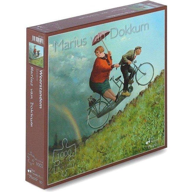 Marius van Dokkum Marius van Dokkum - weerstandum 1000st.
