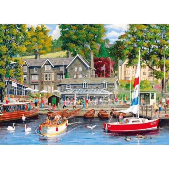 Gibsons Gibsons - Summer in Ambleside 1000st.