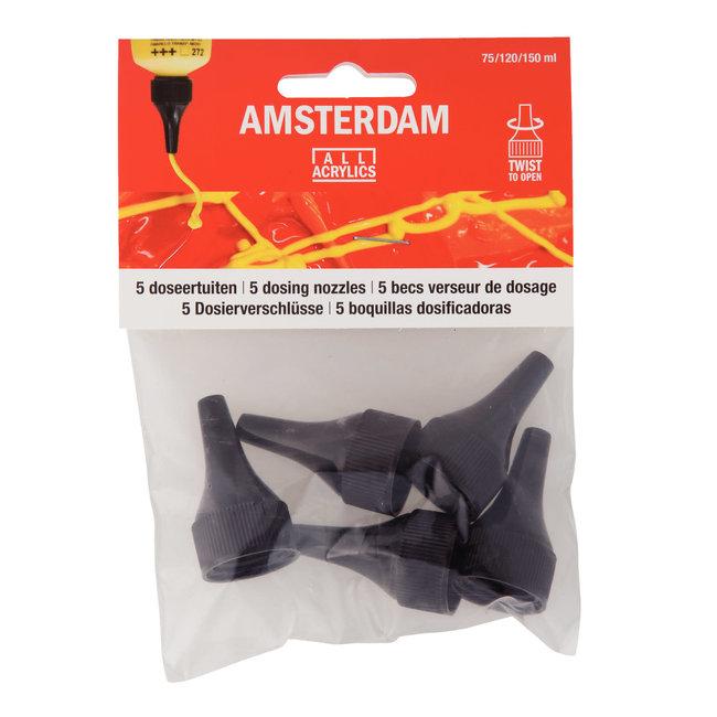 5 Amsterdam Doseertuiten