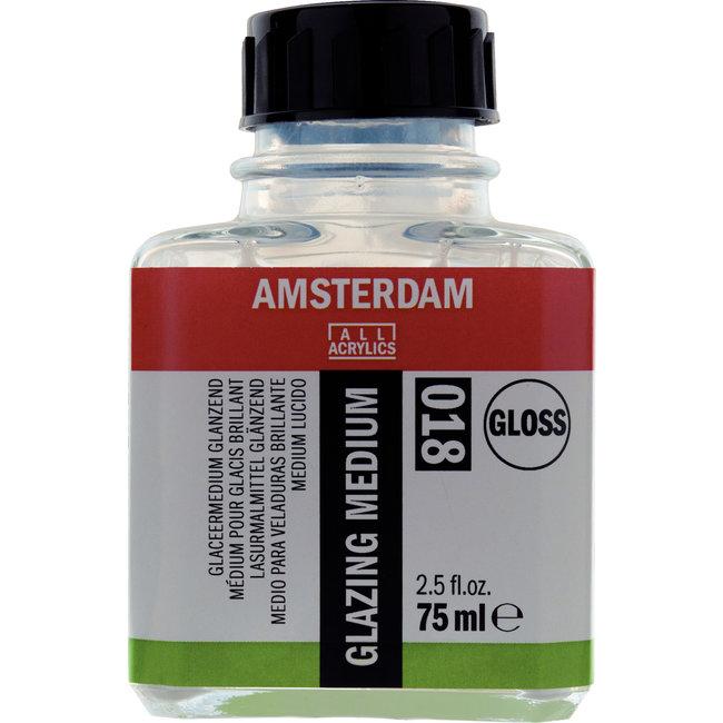 Amsterdam Glaceermedium Glanzend 75 ml