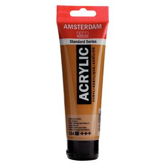 Amsterdam Amsterdam Acrylverf Tube 120 ml Sienna Naturel 234