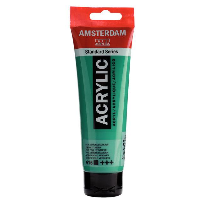 Amsterdam Acrylverf Tube 120 ml Paul Veronesegroen 615