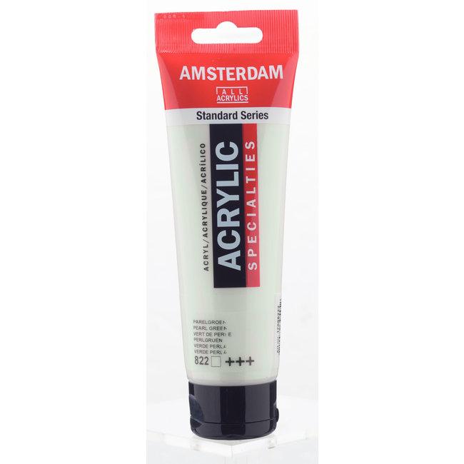 Amsterdam Acrylverf 120 ml Parelgroen 822
