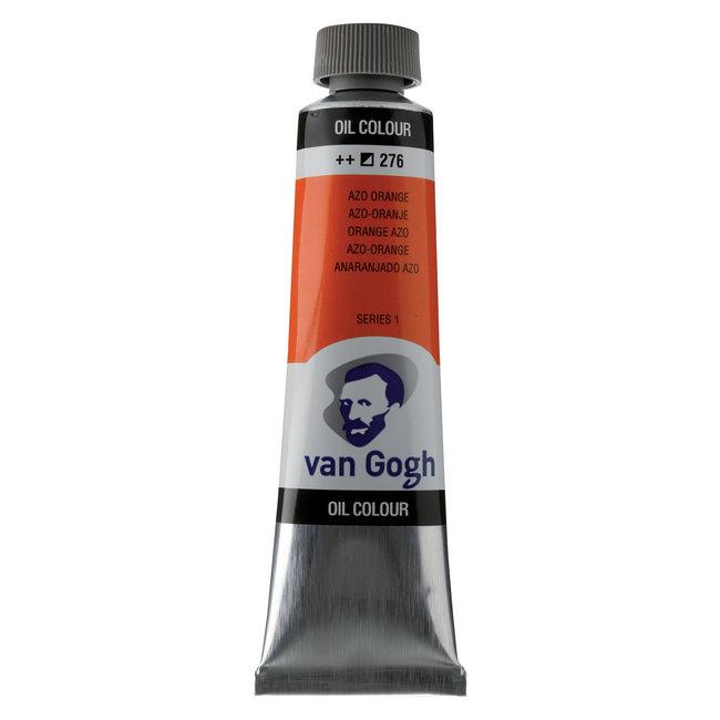 Van Gogh Olieverf Tube 40 ml Azo Oranje 276