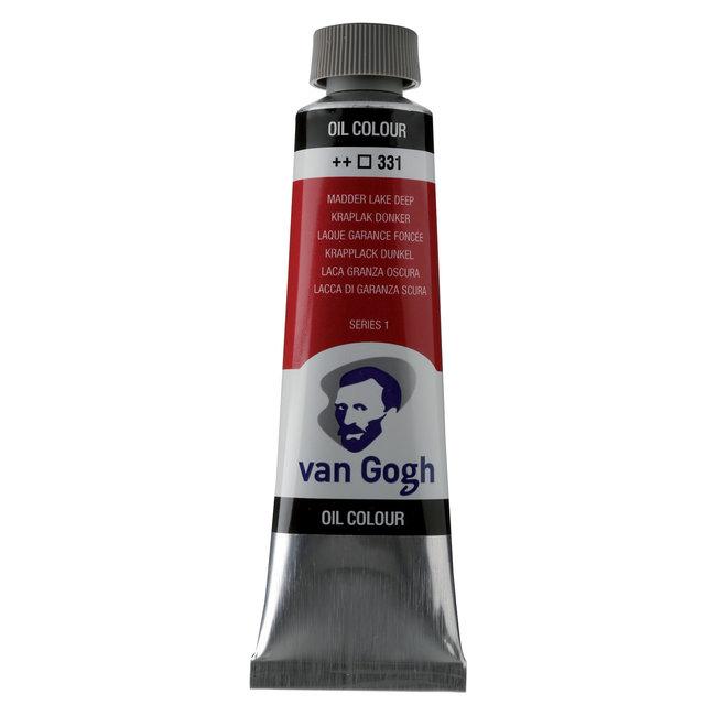 Van Gogh Olieverf Tube 40 ml Kraplak Donker 331