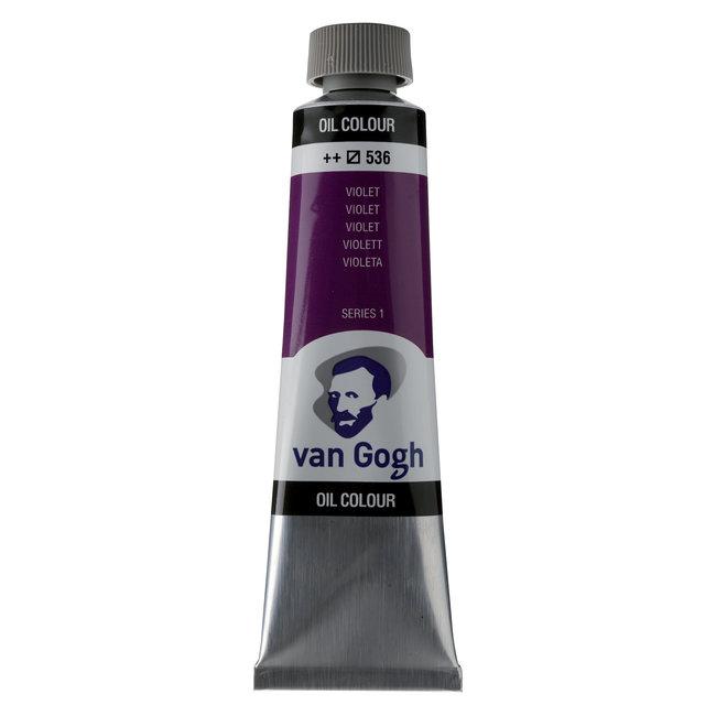Van Gogh Olieverf Tube 40 ml Violet 536