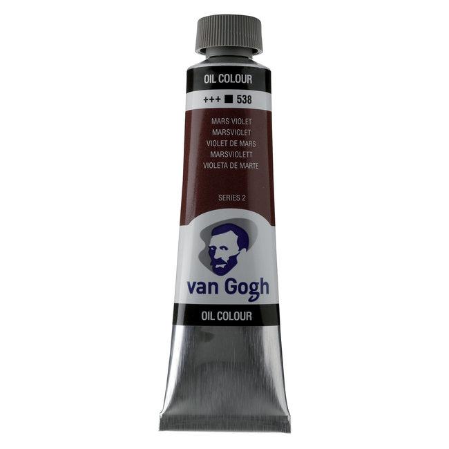 Van Gogh Olieverf Tube 40 ml Marsviolet 538