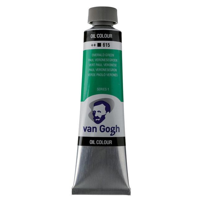 Van Gogh Olieverf Tube 40 ml Paul Veronesegroen 615