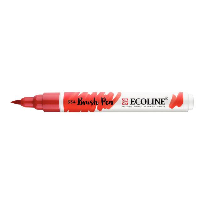 Ecoline Brush Pen Scharlaken 334