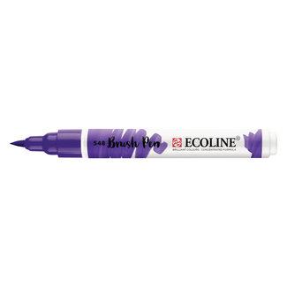 Ecoline Ecoline Brush Pen Blauwviolet 548