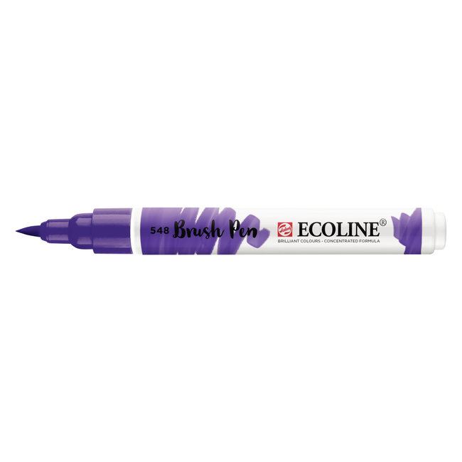 Ecoline Brush Pen Blauwviolet 548