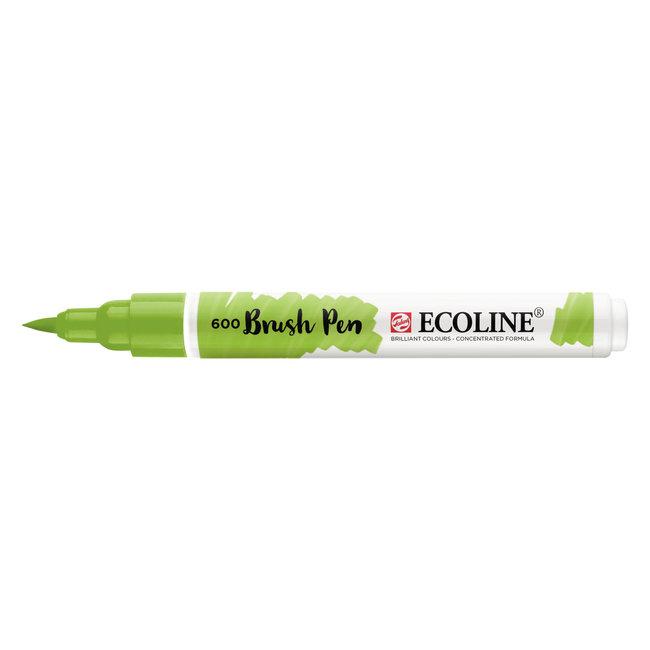 Ecoline Brush Pen Groen 600