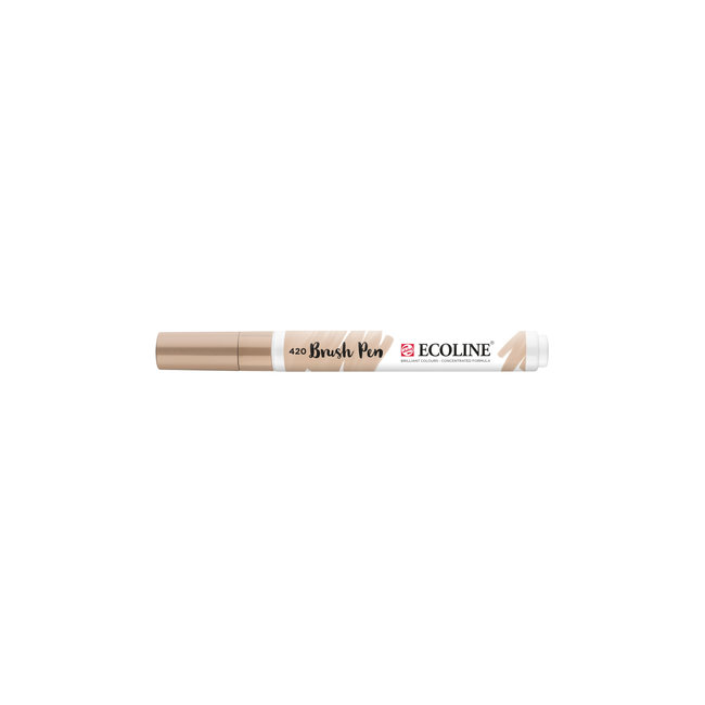 Ecoline Brush Pen Beige 420