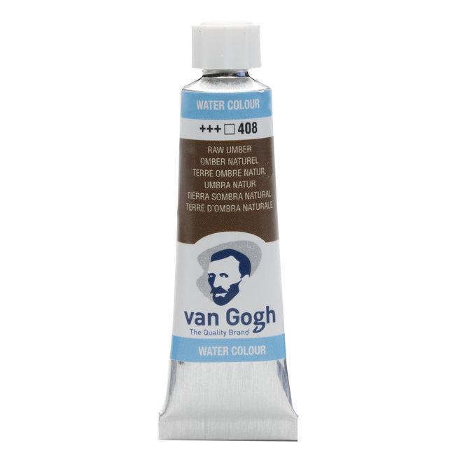Van Gogh Aquarelverf Tube 10 ml Omber Naturel 408