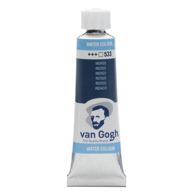 Van Gogh Aquarelverf Tube 10 ml Indigo 533