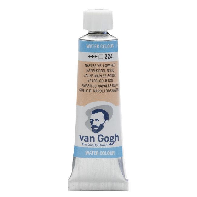 Van Gogh Aquarelverf Tube 10 ml Napelsgeel Rood 224